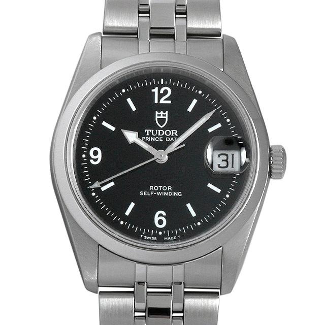 【48回払いまで無金利】チュードル プリンスデイト 74000N メンズ(0087TUAU0007)【中古】【腕時計】【送料無料】