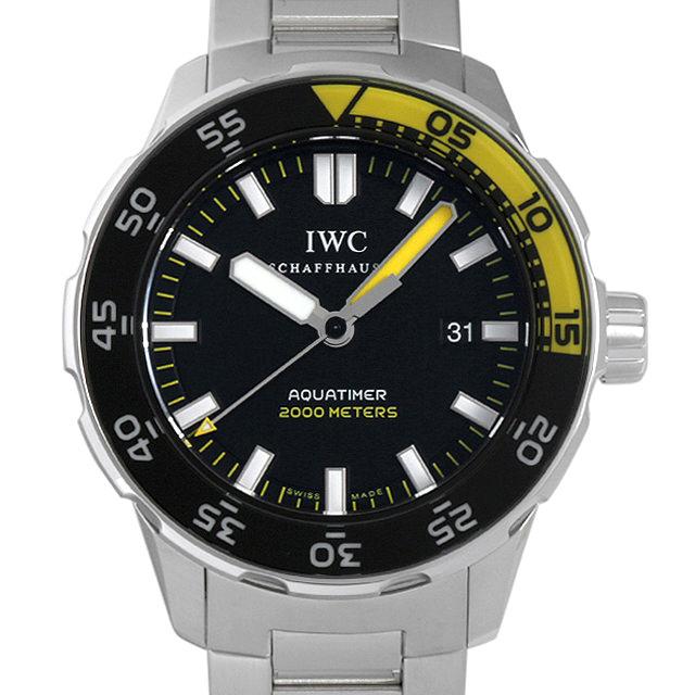 【48回払いまで無金利】SALE IWC アクアタイマー オートマチック2000 IW356801 メンズ(0C9RIWAU0002)【中古】【腕時計】【送料無料】