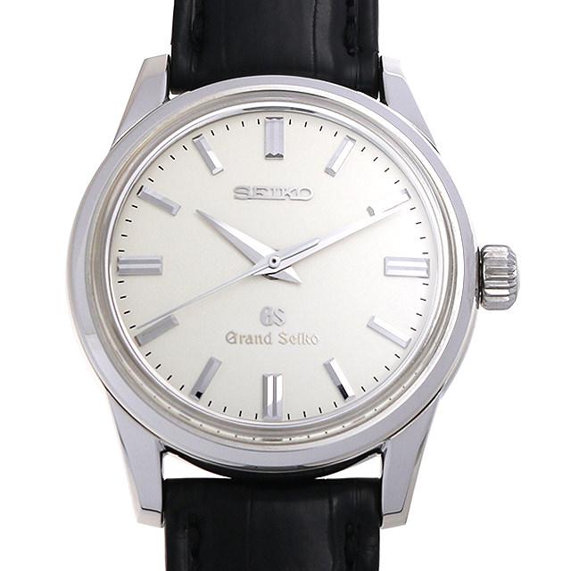【48回払いまで無金利】グランドセイコー メカニカル SBGW001 メンズ(0D61GSAU0001)【中古】【腕時計】【送料無料】