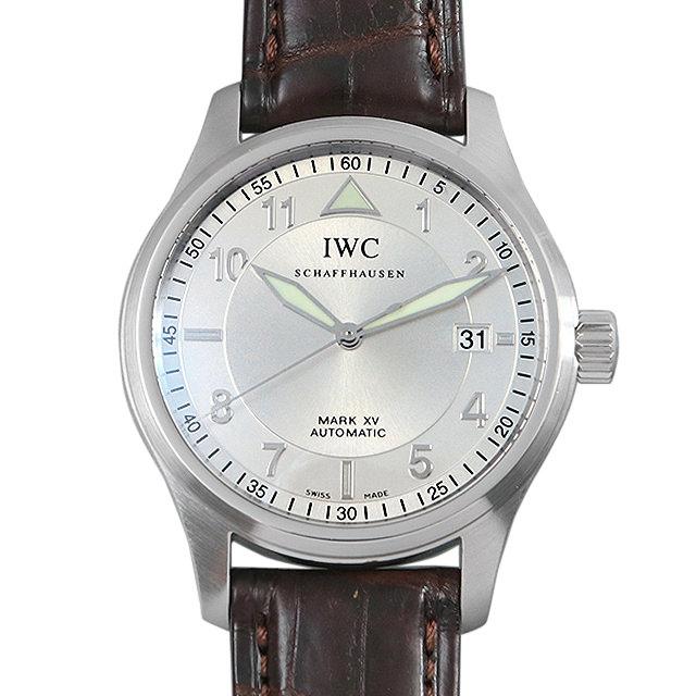 【48回払いまで無金利】IWC スピットファイア マーク15 IW325313 メンズ(0FWDIWAU0001)【中古】【腕時計】【送料無料】