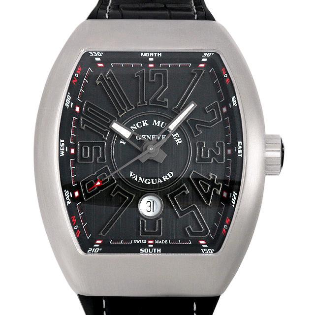 【48回払いまで無金利】フランクミュラー ヴァンガード V45 SC DT TT BR NR メンズ(004UFRAN0002)【新品】【腕時計】【送料無料】