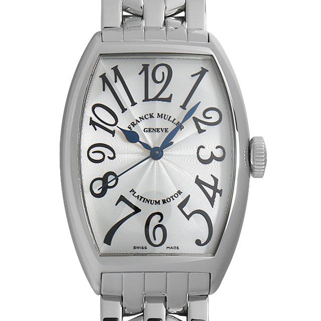 【48回払いまで無金利】フランクミュラー トノーカーベックス 5850SC OAC メンズ(001HFRAU0080)【中古】【腕時計】【送料無料】