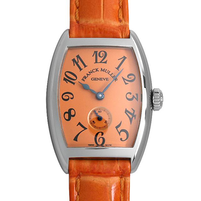 【48回払いまで無金利】フランクミュラー トノーカーベックス 1750S6 AC レディース(0063FRAU0013)【中古】【腕時計】【送料無料】