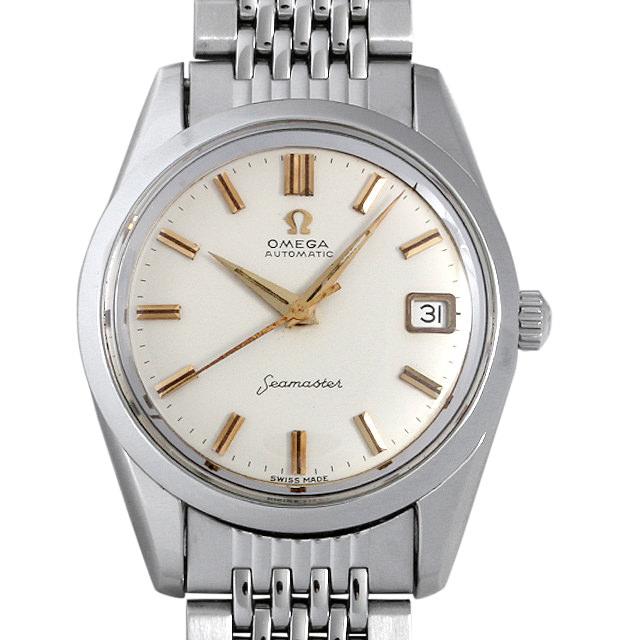 【48回払いまで無金利】オメガ シーマスター 14763-61 メンズ(006XOMAA0031)【アンティーク】【腕時計】【送料無料】