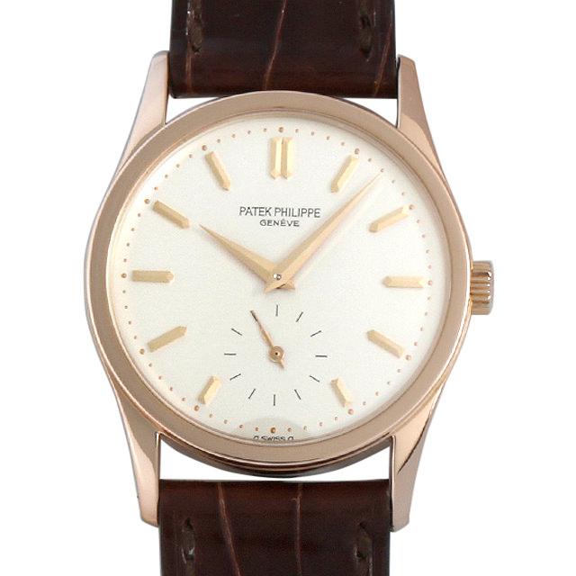 【48回払いまで無金利】パテックフィリップ カラトラバ 3796R メンズ(006XPPAU0098)【中古】【腕時計】【送料無料】