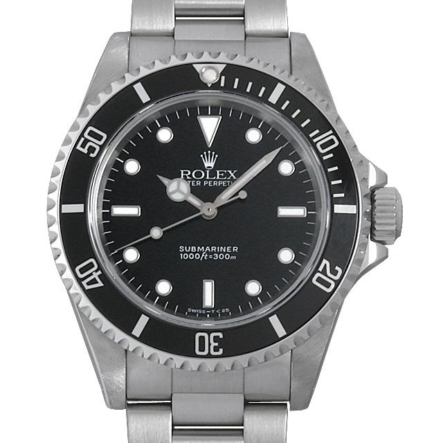 【48回払いまで無金利】ロレックス サブマリーナ ノンデイト W番 14060 メンズ(007UROAU0313)【中古】【腕時計】【送料無料】