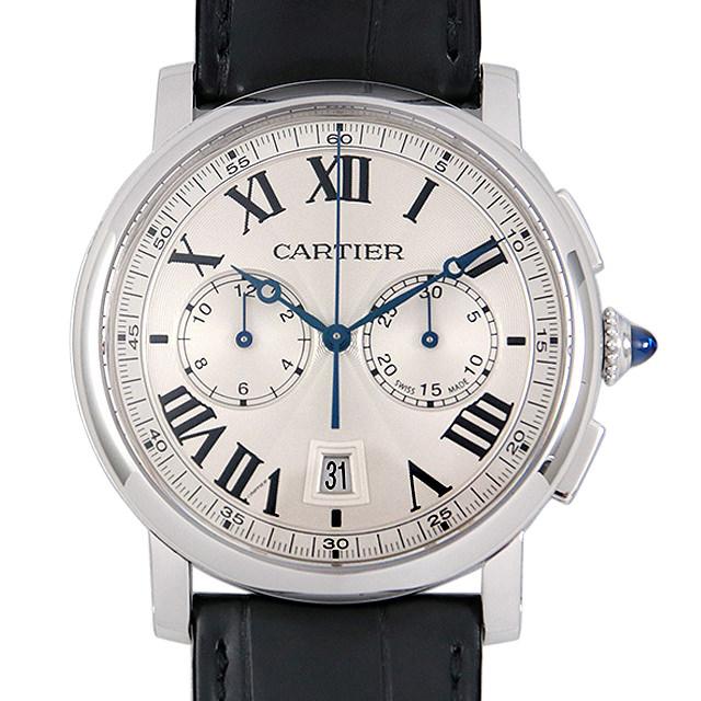 カルティエ ロトンド ドゥ カルティエ WSRO0002 メンズ(0087CAAU0073)【中古】【腕時計】【送料無料】