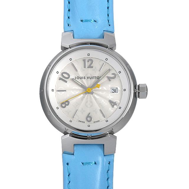 【48回払いまで無金利】SALE ルイヴィトン タンブール Q121K レディース(008WLVAU0006)【中古】【腕時計】【送料無料】