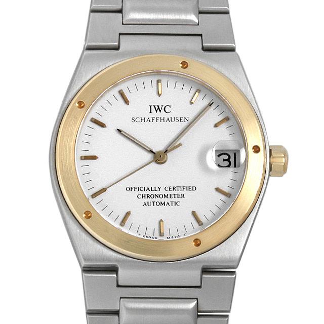【48回払いまで無金利】SALE IWC インヂュニア クロノメーター IW352103 メンズ(07Z5IWAU0001)【中古】【腕時計】【送料無料】