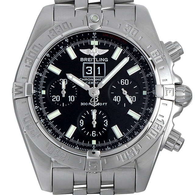 ブライトリング ブラックバード A449B11PAS(A44359) メンズ(0ABRBRAU0002)【中古】【腕時計】【送料無料】