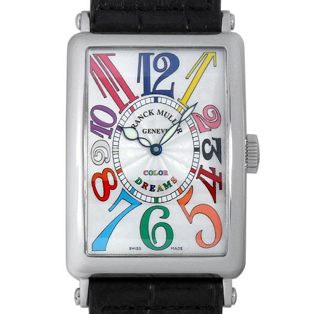 【48回払いまで無金利】フランクミュラー ロングアイランド カラードリームス 1200SC COL AC メンズ(0AZCFRAU0002)【中古】【腕時計】【送料無料】
