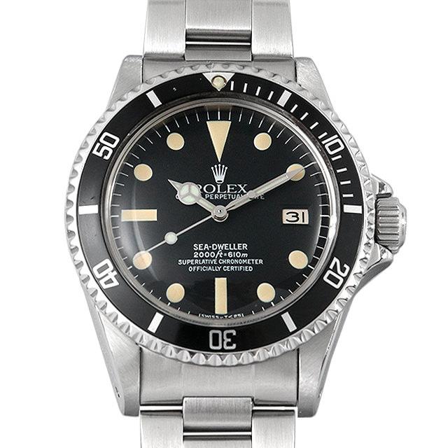 【48回払いまで無金利】ロレックス シードゥエラー 67番 1665 メンズ(0FWLROAA0001)【アンティーク】【腕時計】【送料無料】