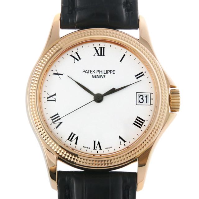 【48回払いまで無金利】SALE パテックフィリップ カラトラバ 5117J-001 メンズ(0G0MPPAU0001)【中古】【腕時計】【送料無料】