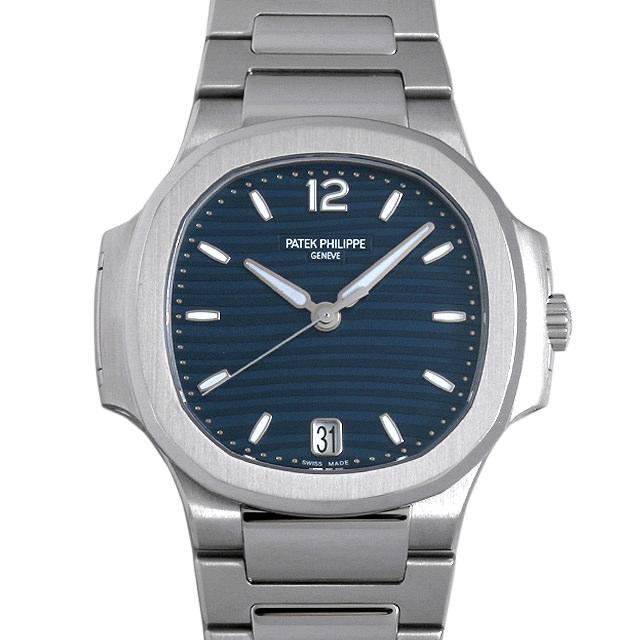 パテックフィリップ ノーチラス 7118/1A-001 レディース(0GGCPPAU0001)【中古】【腕時計】【送料無料】
