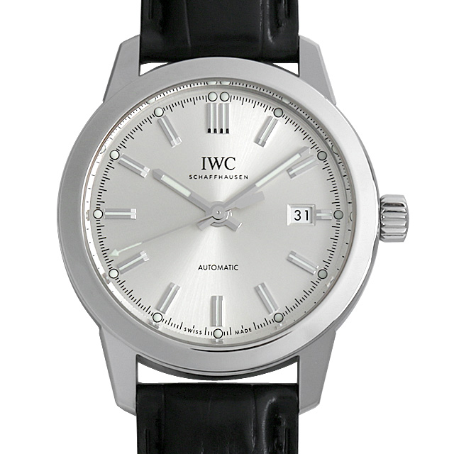 【48回払いまで無金利】IWC インヂュニア オートマティック IW357001 インジュニア メンズ(015PIWAN0047)【新品】【腕時計】【送料無料】
