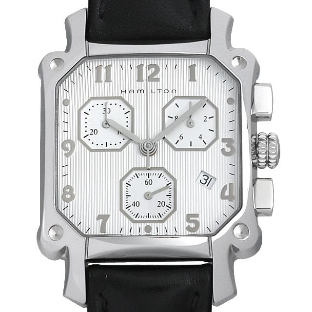 【48回払いまで無金利】ハミルトン ロイド クロノ クォーツ H19412753 メンズ(006THMAN0115)【新品】【腕時計】【送料無料】