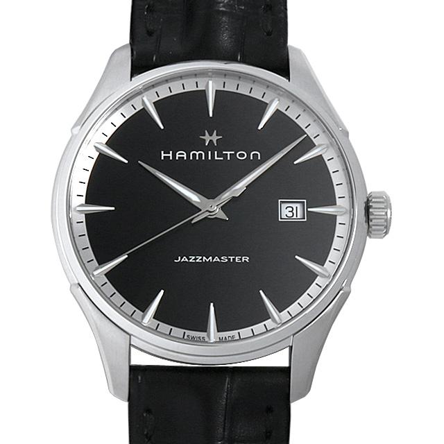 【48回払いまで無金利】ハミルトン ジャズマスター ジェント H32451731 メンズ(004UHMAN0023)【新品】【腕時計】【送料無料】