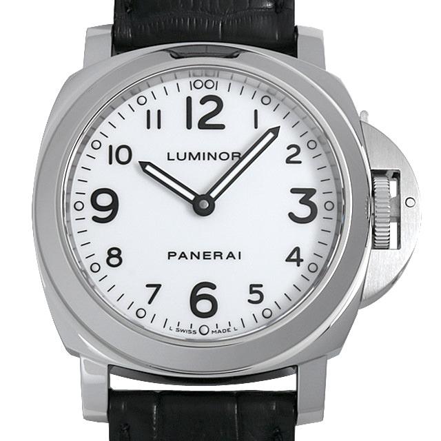 【48回払いまで無金利】パネライ ルミノールベース G番 PAM00114 メンズ(001HOPAU0039)【中古】【腕時計】【送料無料】