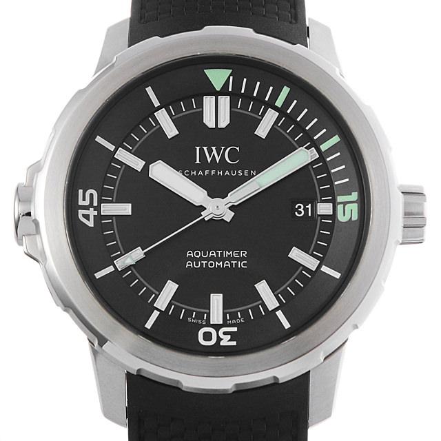 【48回払いまで無金利】IWC アクアタイマー オートマティック IW329001 メンズ(006XIWAU0102)【中古】【腕時計】【送料無料】