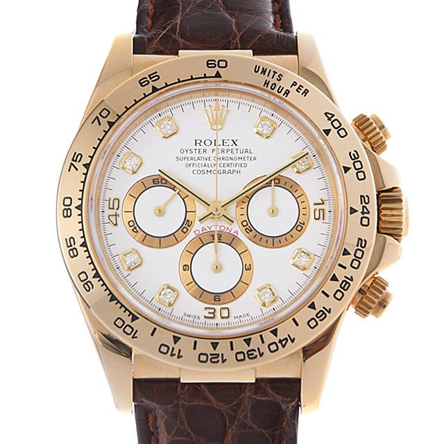 【48回払いまで無金利】ロレックス デイトナ U番 16518G メンズ(006XROAU0685)【中古】【腕時計】【送料無料】