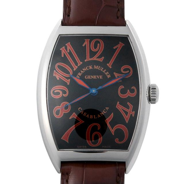 【48回払いまで無金利】フランクミュラー カサブランカ サハラ 6850CASA SAHARA AC メンズ(007UFRAU0130)【中古】【腕時計】【送料無料】