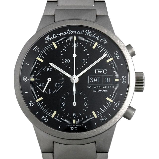 finest selection 45a80 b0914 SALE IWC GST chronograph IW370703 (3707-003) men's (007UIWAU0100)