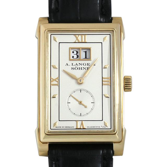 【48回払いまで無金利】ランゲ&ゾーネ カバレット 107.021 メンズ(007ULAAU0006)【中古】【腕時計】【送料無料】