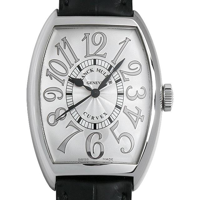 【48回払いまで無金利】フランクミュラー トノーカーベックス レリーフ 6850SC REL AC メンズ(008KFRAU0034)【中古】【腕時計】【送料無料】