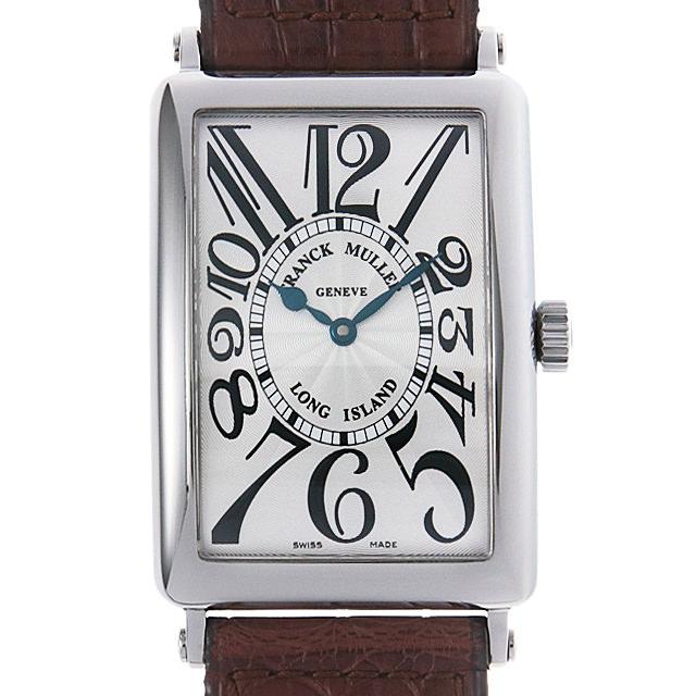【48回払いまで無金利】フランクミュラー ロングアイランド 1000SC AC メンズ(008WFRAU0091)【中古】【腕時計】【送料無料】