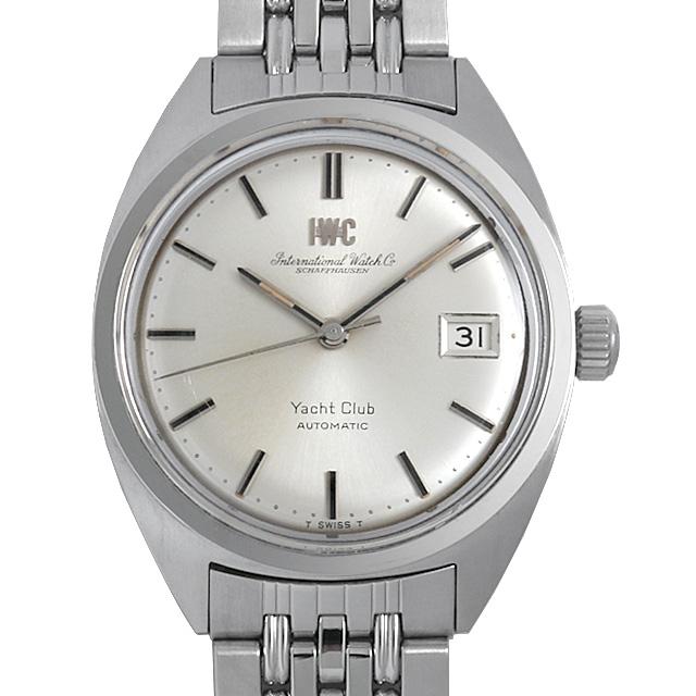 【48回払いまで無金利】IWC ヨットクラブ R811AD メンズ(008WIWAA0005)【アンティーク】【腕時計】【送料無料】