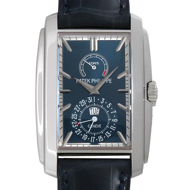 【48回払いまで無金利】パテックフィリップ ゴンドーロ 5200G-001 メンズ(0310PPAU0001)【中古】【腕時計】【送料無料】