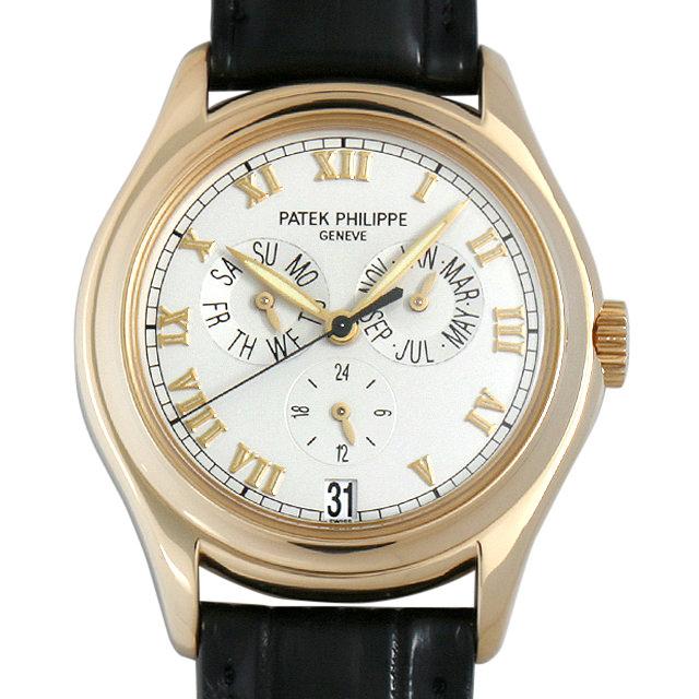 パテックフィリップ アニュアルカレンダー 5035J メンズ(0CMKPPAU0001)【中古】【腕時計】【送料無料】