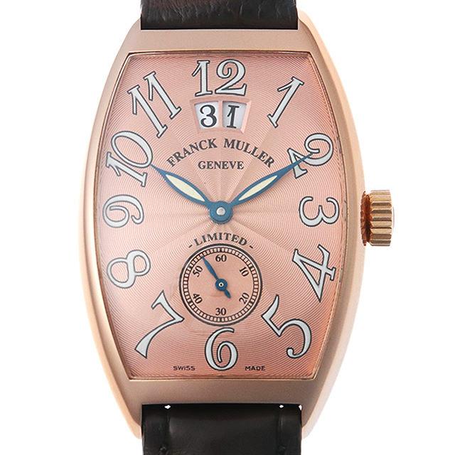 【48回払いまで無金利】フランクミュラー トノーカーベックス リミテッド2000 2851S6 LIMITED 5N メンズ(0GACFRAU0001)【中古】【腕時計】【送料無料】