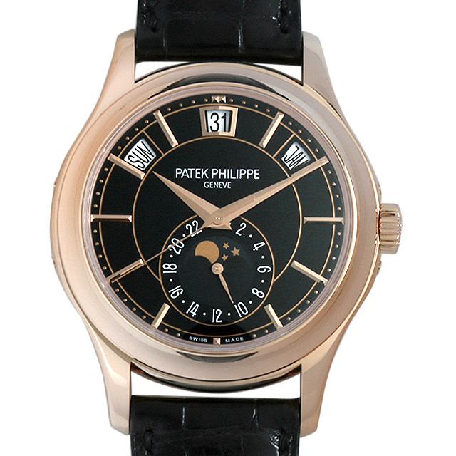 【48回払いまで無金利】パテックフィリップ アニュアルカレンダー 5205R-010 メンズ(0GT3PPAU0001)【中古】【腕時計】【送料無料】