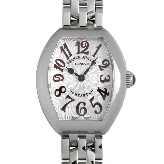 【48回払いまで無金利】SALE フランクミュラー ハートトゥハート 5002SQZJA OAC レディース(0GXBFRAU0001)【中古】【腕時計】【送料無料】