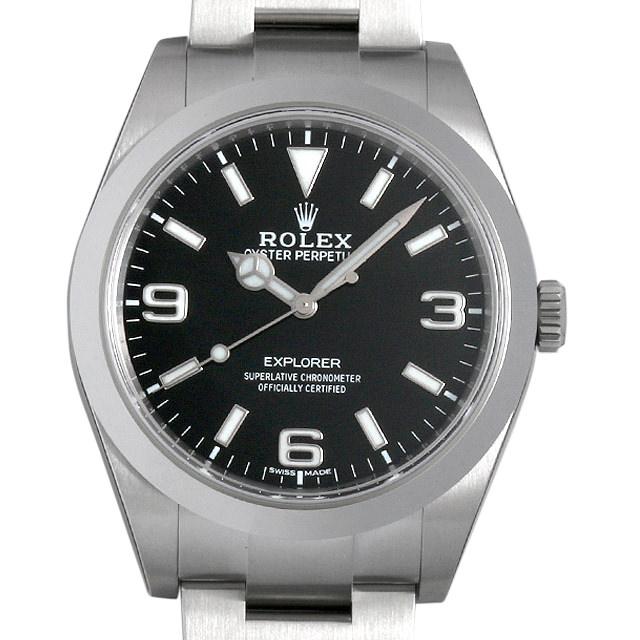 【48回払いまで無金利】ロレックス エクスプローラー 214270 最新型 メンズ(001HROAN0022)【新品】【腕時計】【送料無料】