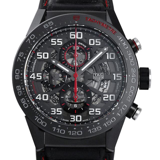 【48回払いまで無金利】タグホイヤー カレラ ホイヤー キャリバー01 CAR2A1H.FT6101 メンズ(006MTHAN0085)【新品】【腕時計】【送料無料】