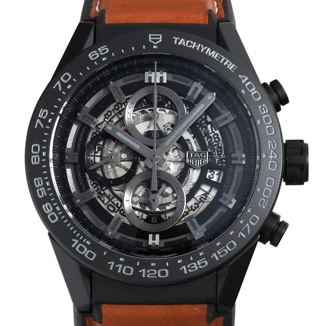 【48回払いまで無金利】タグホイヤー カレラ キャリバーホイヤー01 CAR2A91.FT6121 メンズ(0671THAN0215)【新品】【腕時計】【送料無料】