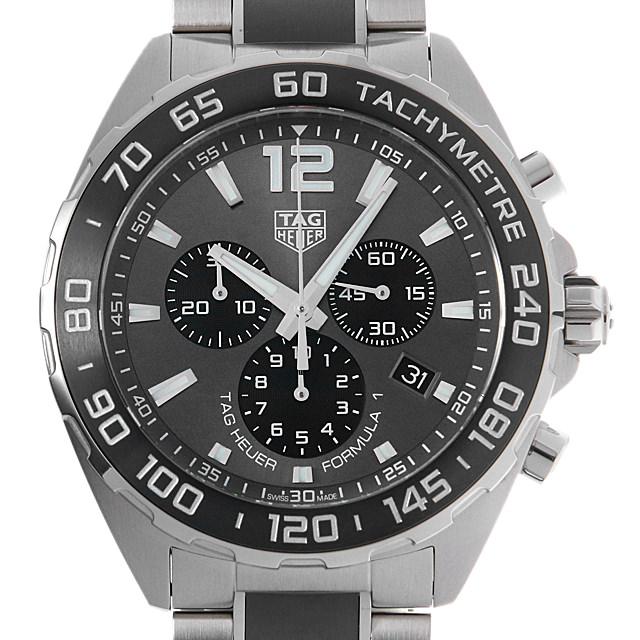 タグホイヤー フォーミュラ1 クロノグラフ CAZ1011.BA0843 メンズ(0066THAN0488)【新品】【腕時計】【送料無料】