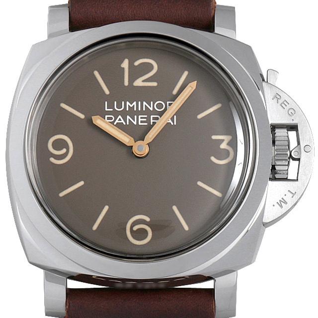 【48回払いまで無金利】パネライ ルミノール1950 3デイズ アッチャイオ 限定1000本 PAM00663 メンズ(0FHMOPAR0001)【新品】【腕時計】【送料無料】