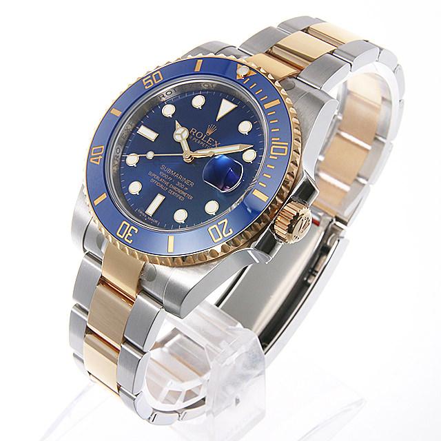 Rolex Submariner date G-116613 LB men (0063ROAU0065)