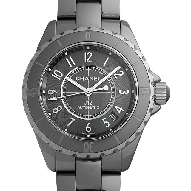 【48回払いまで無金利】シャネル J12 クロマティック H2979 メンズ(0050CHAU0006)【中古】【腕時計】【送料無料】