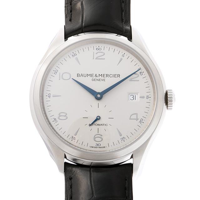 【48回払いまで無金利】ボーム&メルシエ クリフトン MOA10052 メンズ(006XBMAU0003)【中古】【腕時計】【送料無料】
