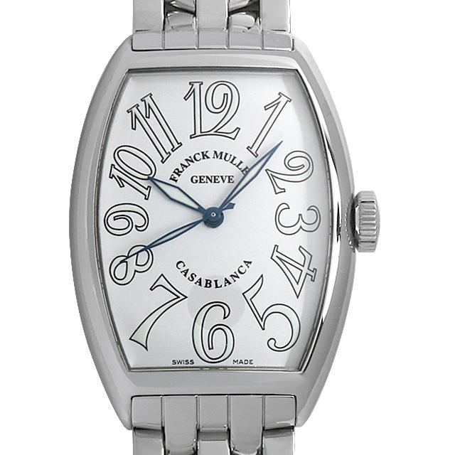 【48回払いまで無金利】SALE フランクミュラー カサブランカ 5850CASA OAC メンズ(006XFRAU0133)【中古】【腕時計】【送料無料】