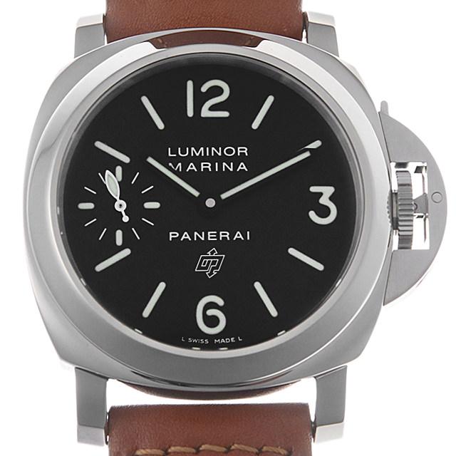 パネライ ルミノールマリーナ ロゴ N番 PAM00005 メンズ(006XOPAU0123)【中古】【腕時計】【送料無料】