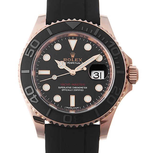 【48回払いまで無金利】ロレックス ヨットマスター40 116655 メンズ(006XROAU0739)【中古】【腕時計】【送料無料】