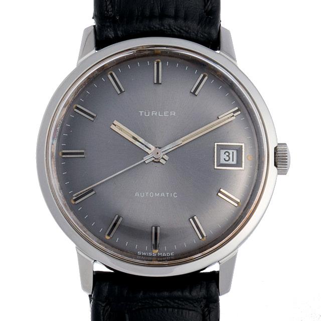 【48回払いまで無金利】チューラー ラウンド 2402 メンズ(006XTURA0001)【アンティーク】【腕時計】【送料無料】