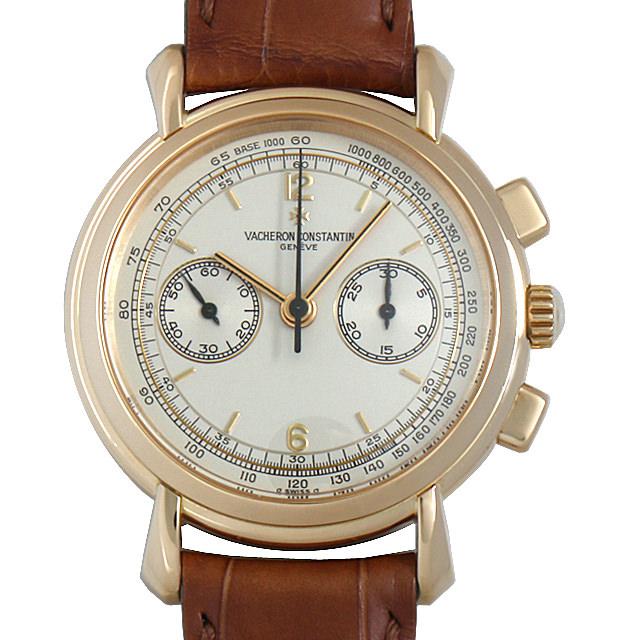 【48回払いまで無金利】ヴァシュロンコンスタンタン ヒストリカルクロノグラフ 47101/000J-4 メンズ(006XVCAU0020)【中古】【腕時計】【送料無料】