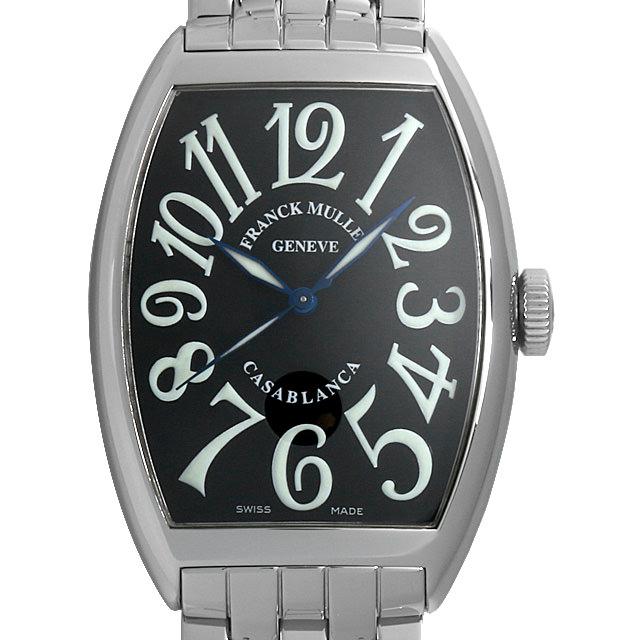 【48回払いまで無金利】フランクミュラー カサブランカ 6850MC OAC メンズ(009VFRAU0073)【中古】【腕時計】【送料無料】