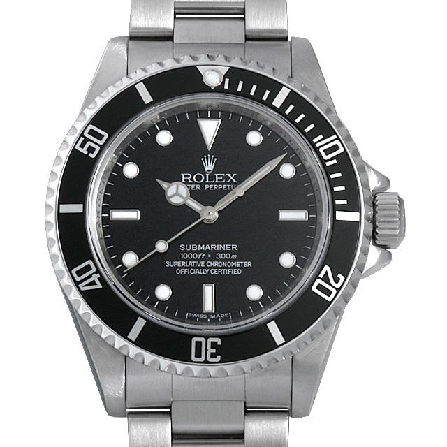 【48回払いまで無金利】ロレックス サブマリーナ ノンデイト M番 14060M メンズ(009VROAU0202)【中古】【腕時計】【送料無料】